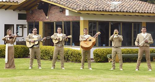 Mariachis Bogota, Serenatas Colombia
